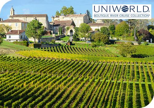 Bordeaux, Vineyards & Chateaux