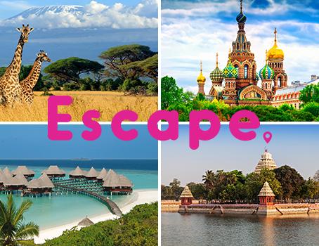Special Offers: Escape Magazine