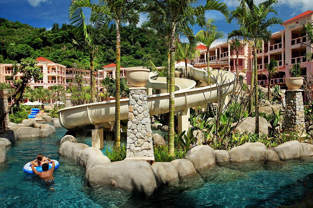 Centara Grand Beach Resort Phuket, Thailand