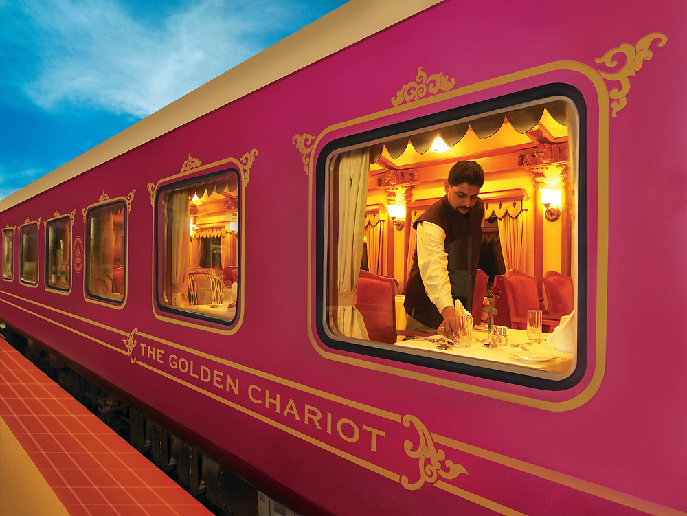 The Golden Chariot, India