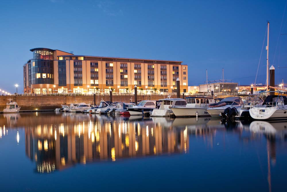 Radisson Blu Waterfront, St Helier