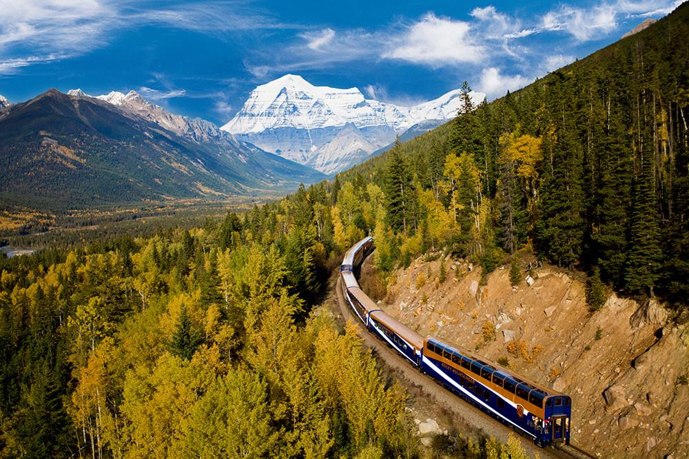 Rockies Explorer and Alaska Cruise