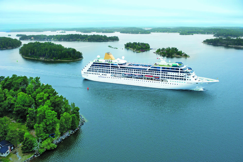 P&O Cruises - Adonia