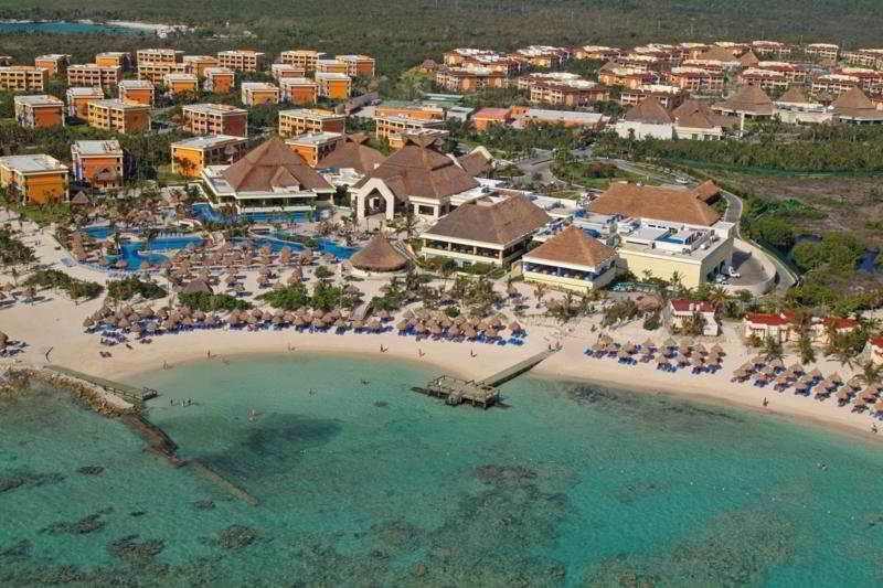 Grand Bahia Principe in Riviera Maya, Mexico