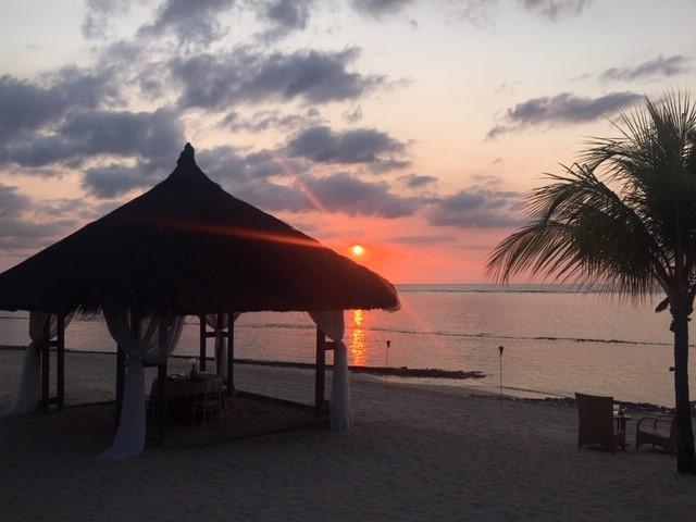 Victoria Beachcomber Resort, Mauritius