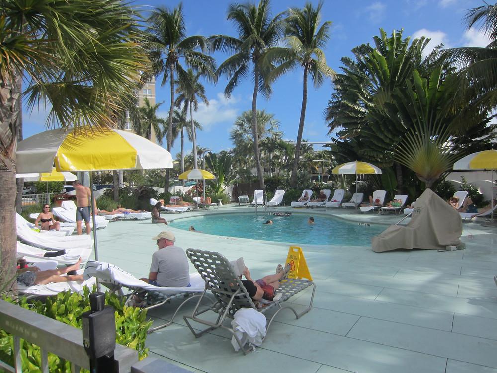Washington Park Hotel in Miami