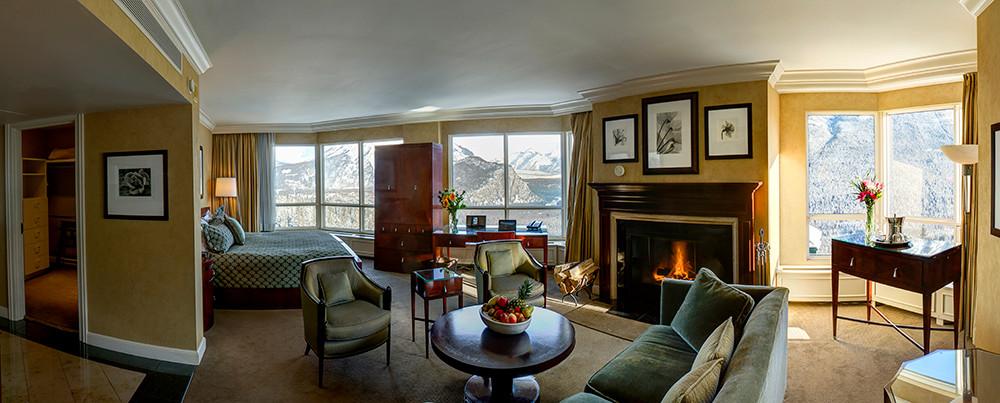 The Rimrock Resort Hotel, Banff, Canada