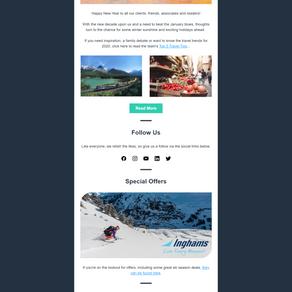 Abbotts Travel Newsletter - Top 5 Travel Tips for 2020