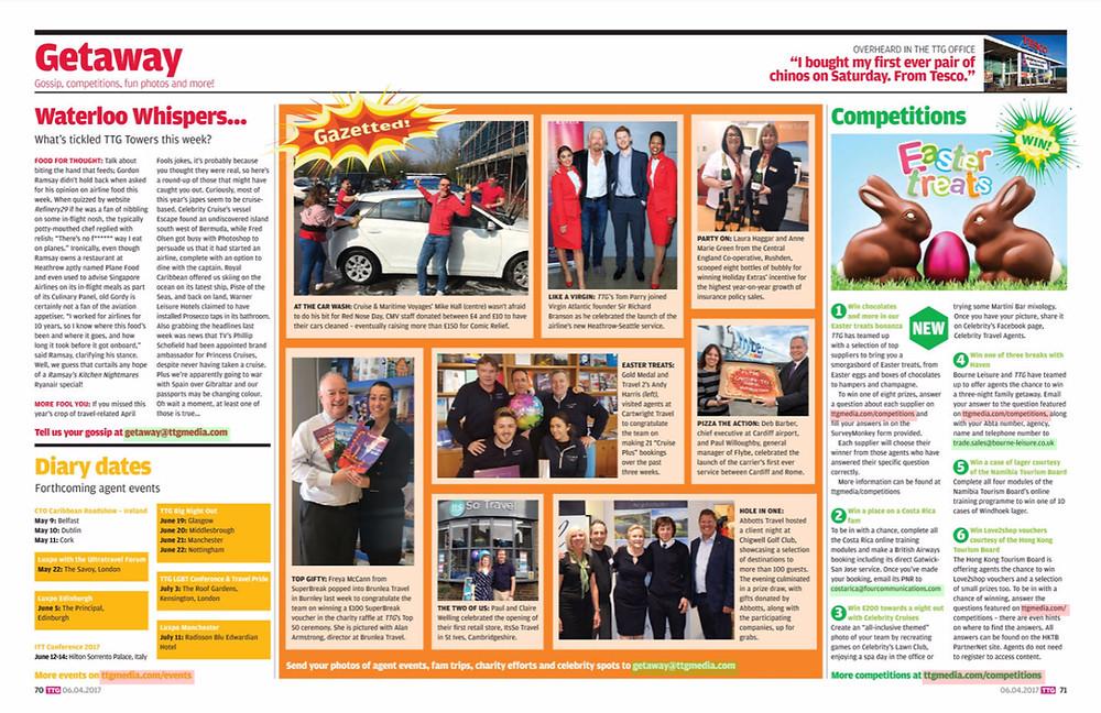 TTG Magazine, pg 72