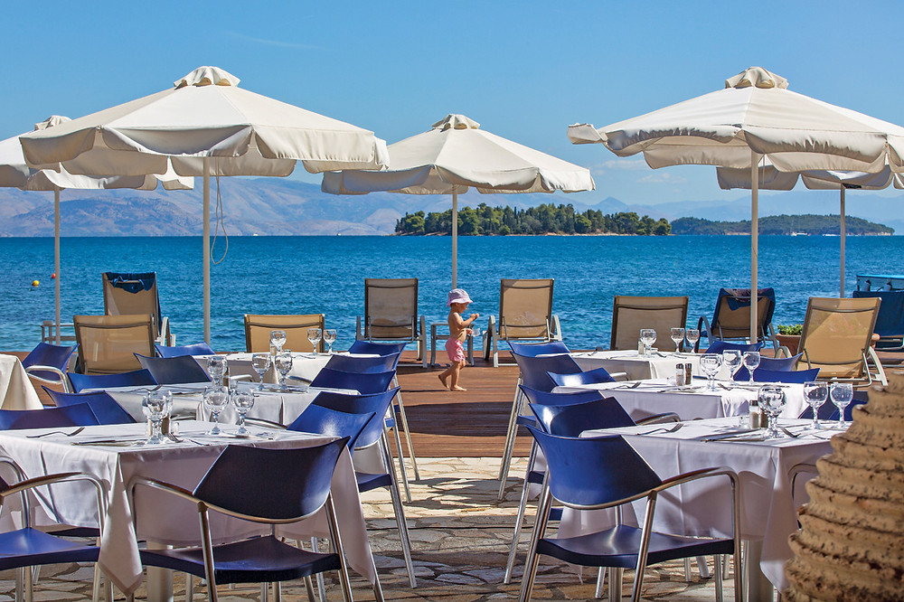 Kontokali Bay Resort & Spa, Corfu, Greece