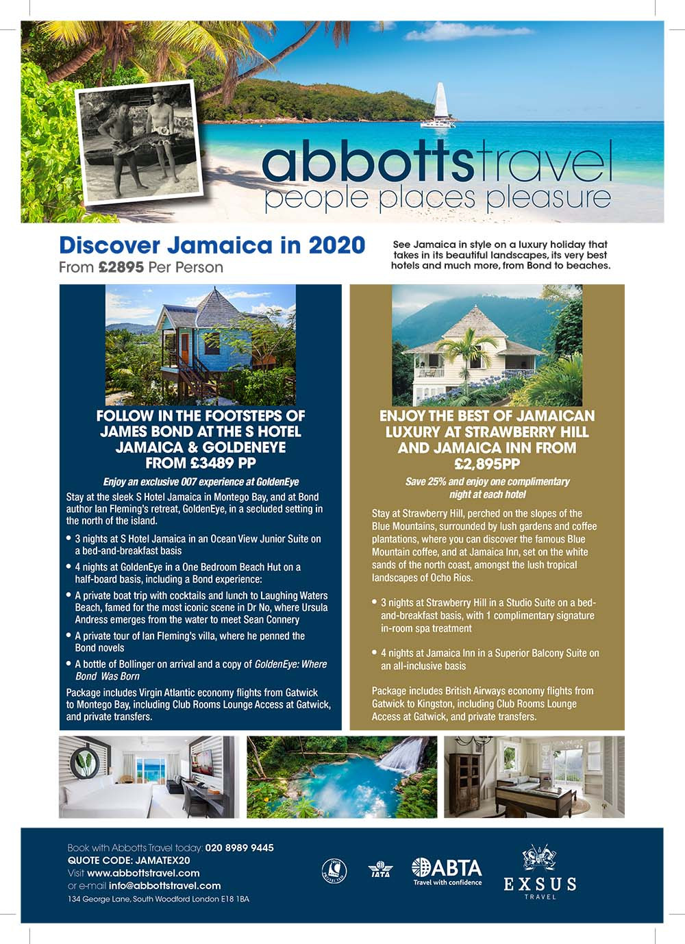 Discover Jamaica in 2020