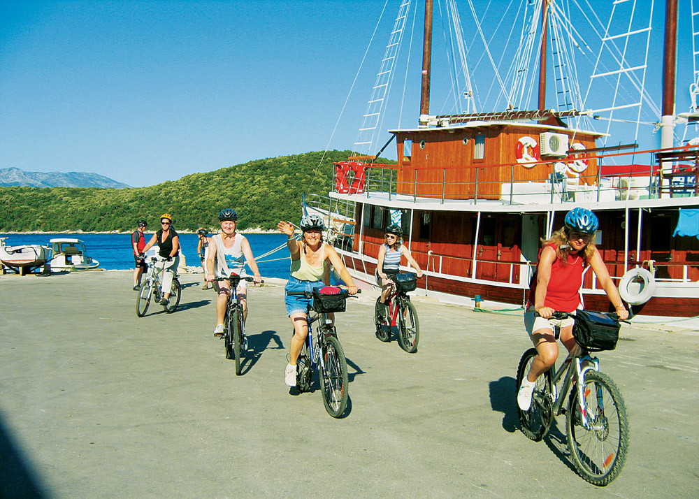 Croatian Islands Cruise Tour