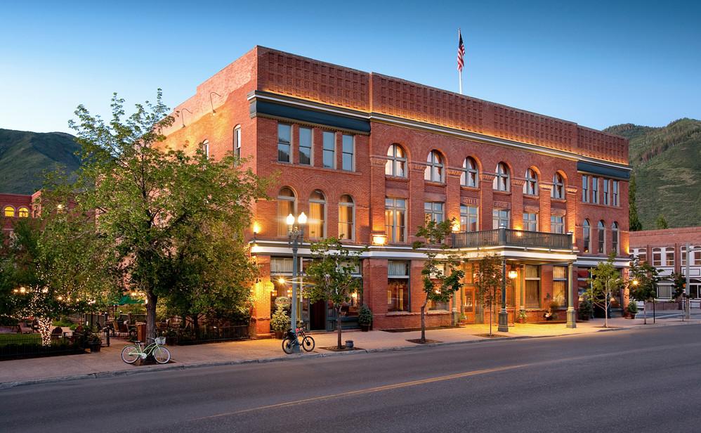 Hotel Jerome, Aspen, Colorado
