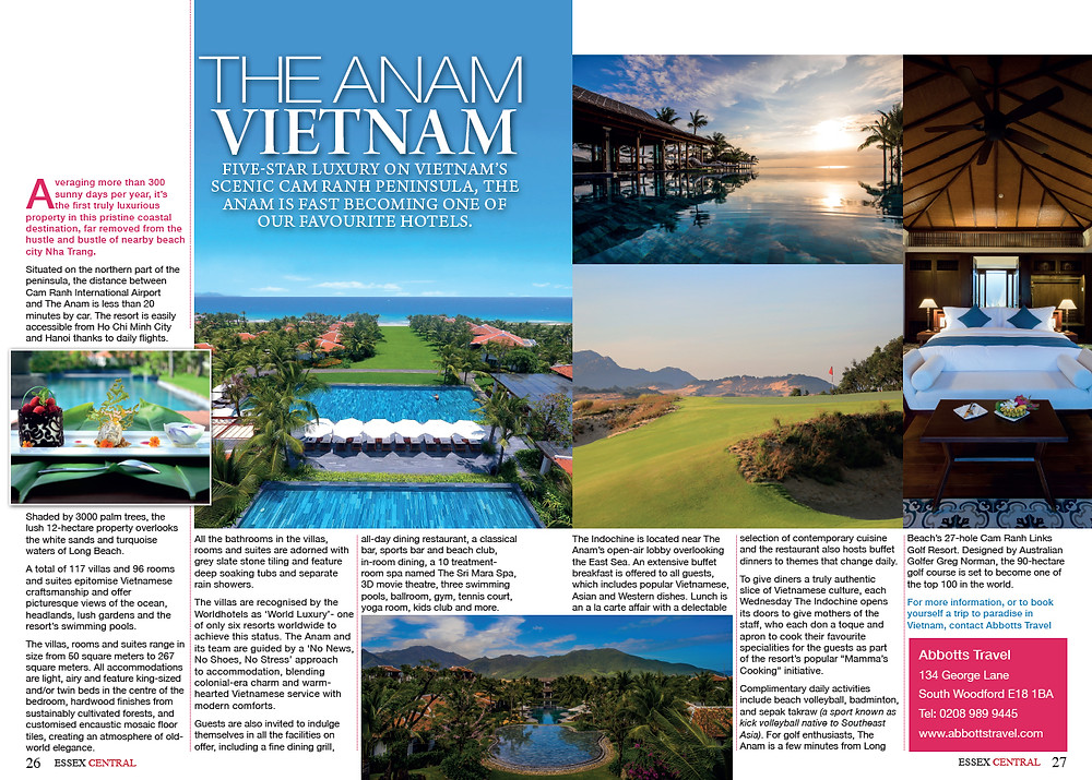 The Anam, Vietnam