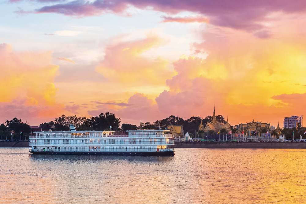 Uniworld River Cruise - Mekong Navigator