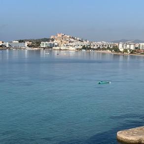 Staff Blog: The Abbotts downtime in Ibiza, Talya Abbott