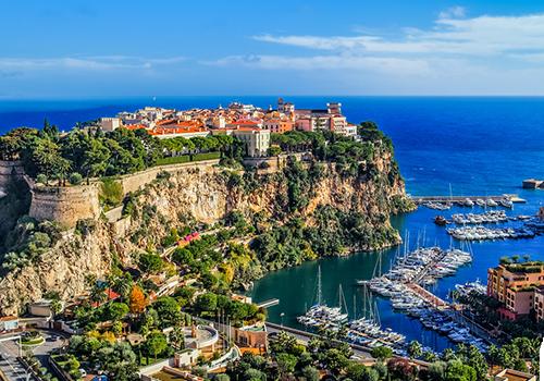 10 Night Italy, Spain and Monaco