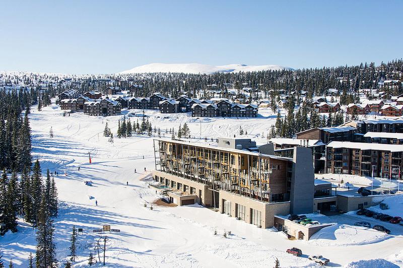 Radisson Blu Mountain Resort & Residences, Trysil, Norway