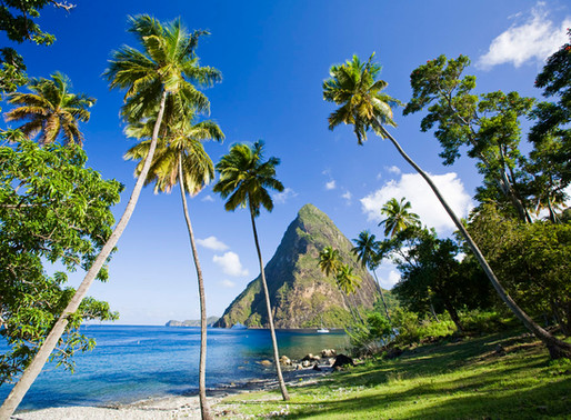 Destination of the Month: Saint Lucia