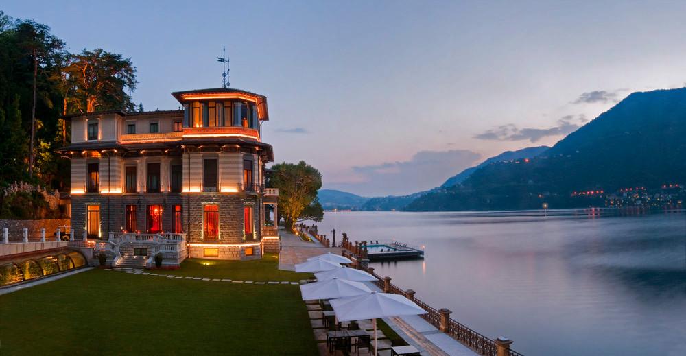 CastaDiva Resort & Spa, Lake Como, Italy