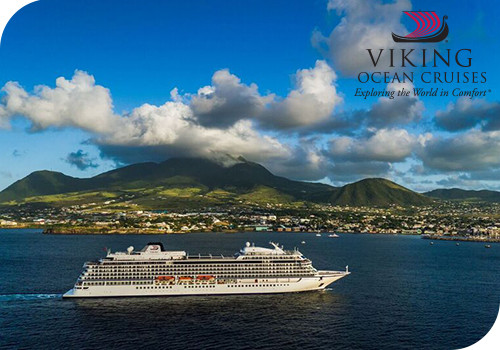 Turquoise Caribbean Seas