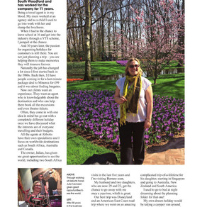 Come Away With Me, West Essex Life - July 2019