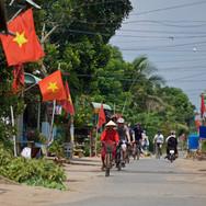 Aqua Mekong Biking Excursion 1 - Vietnam
