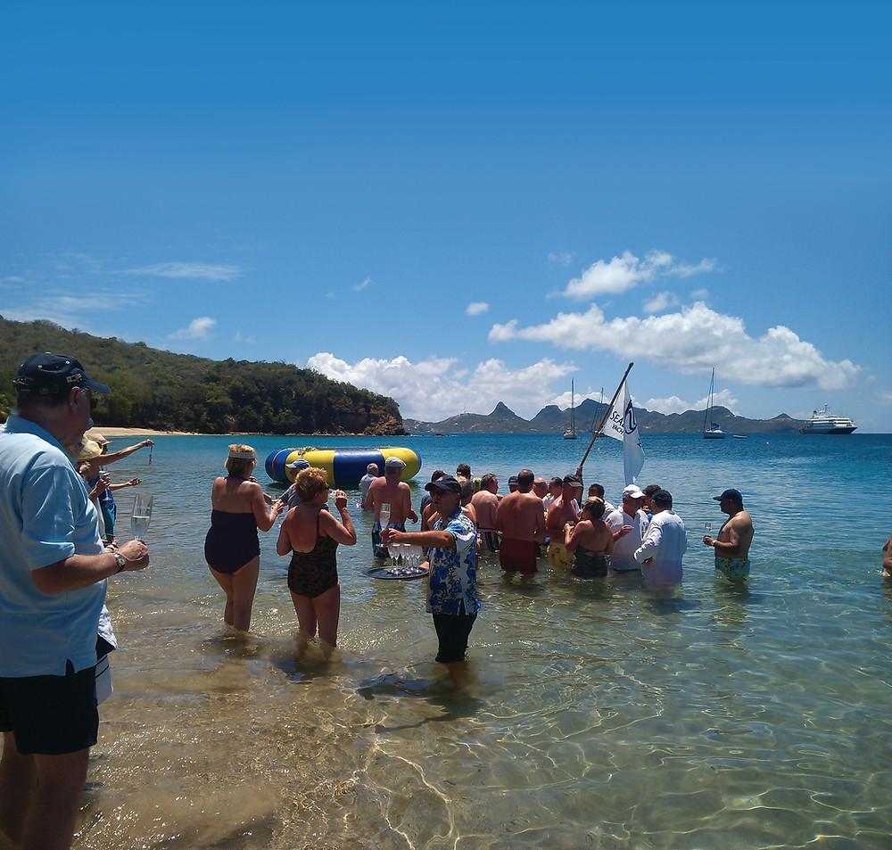 David Lloyd in St Lucia