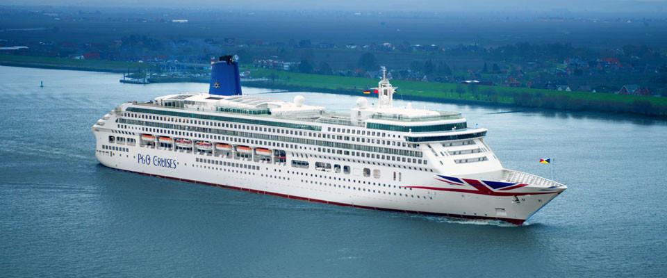 P&O Cruises - Aurora