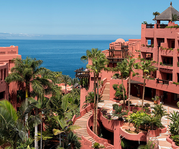 The Ritz-Carlton Abama, Tenerife, Spain