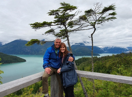 Client blog: Canada, a trip of a lifetime
