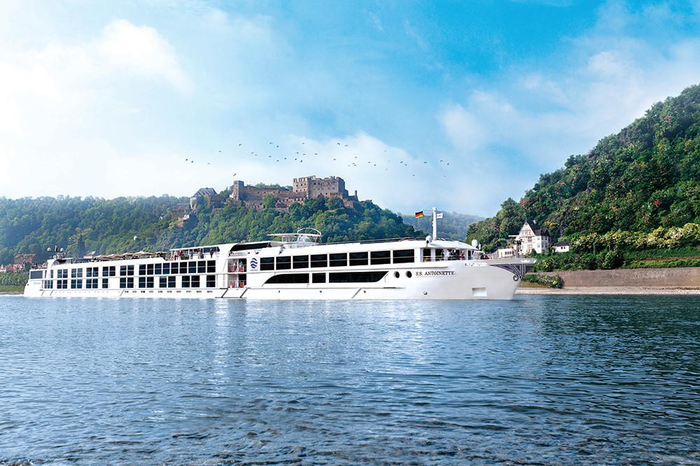 Uniworld - Castles along the Rhine