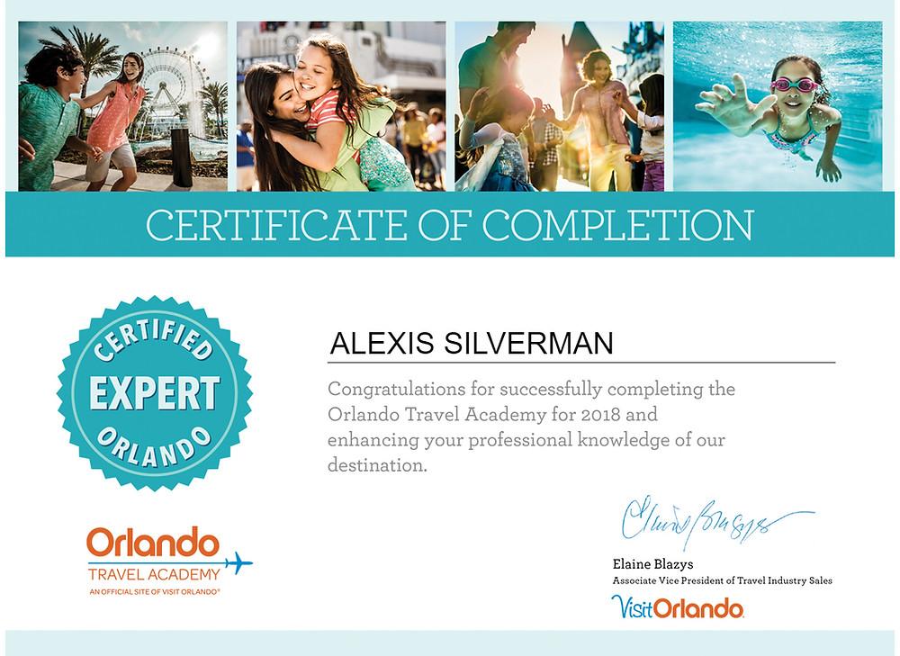 Orlando Travel Academy
