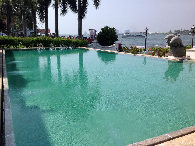 The Brunton Boatyard, Cochin, India