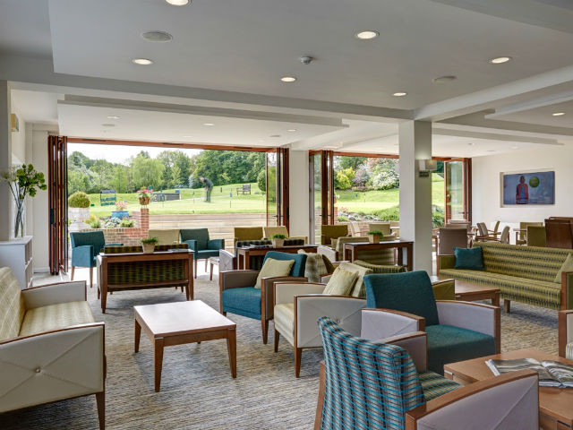 Chigwell Golf Clubhouse