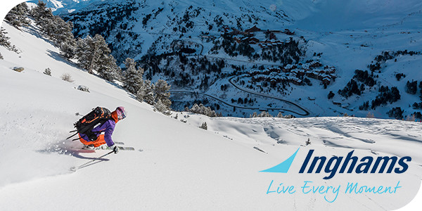 Hit the slopes with incredible Inghams ski deals!