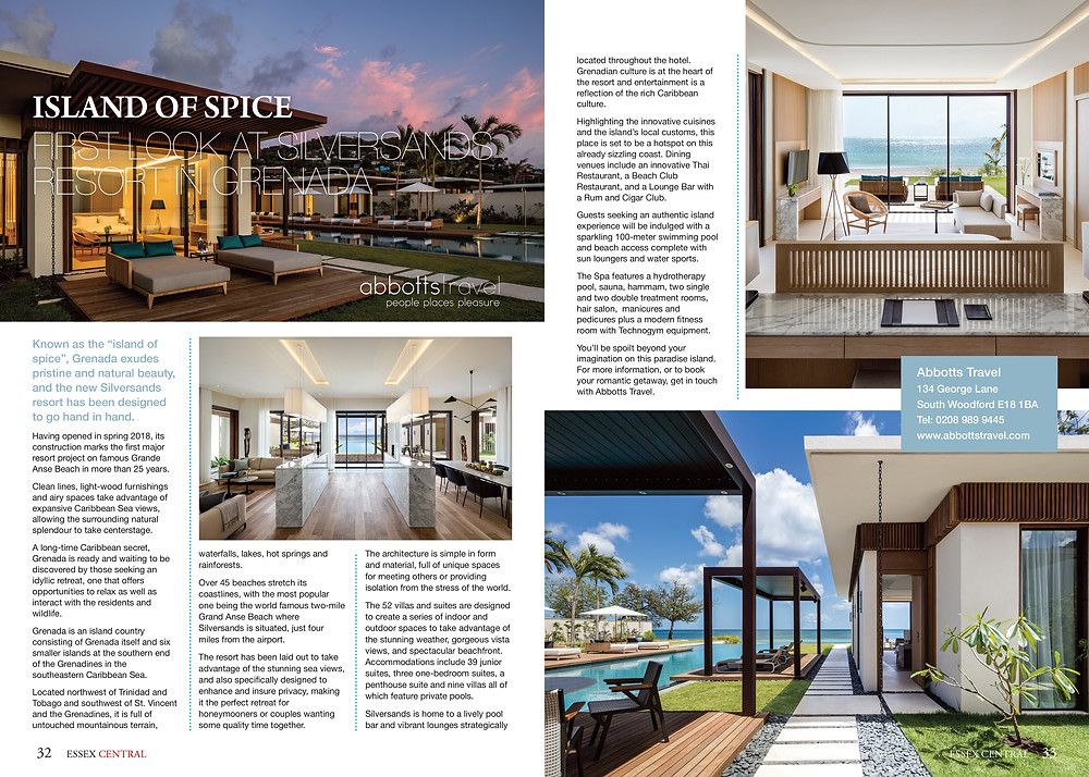 Silversands Resort in Grenada