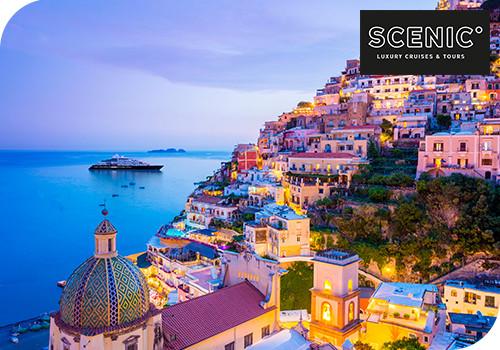 Mediterranean Civilisations in 6-Star Luxury