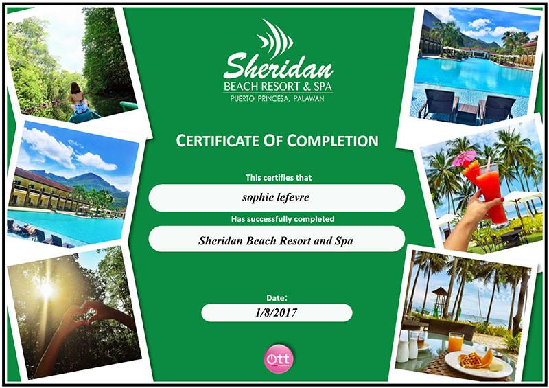 Sheridan Beach Resort & Spa, Puerto Princesa, Palawan
