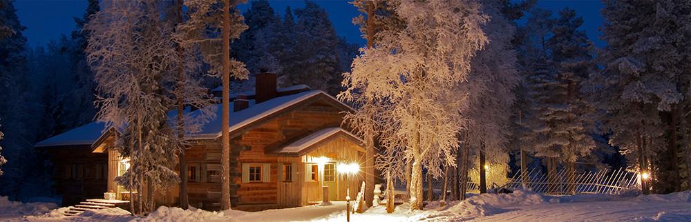 Arctic Riverside Retreat, Lapland