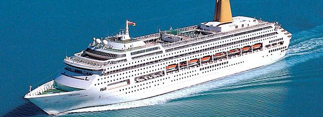P&O Cruises - Oriana