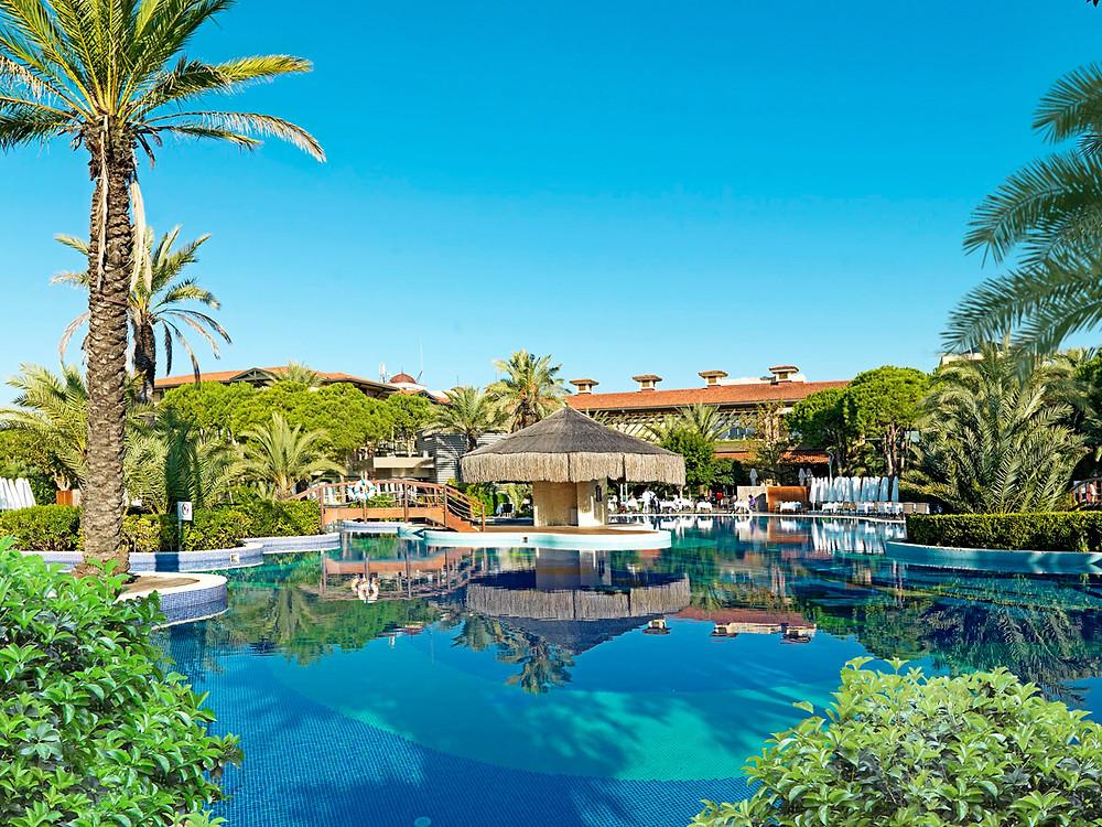Gloria Hotels & Resorts, Belek, Turkey