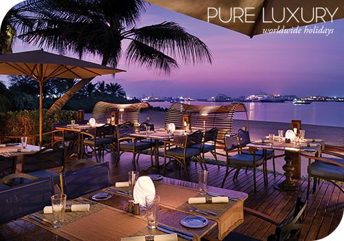 Beachfront luxury in Dubai