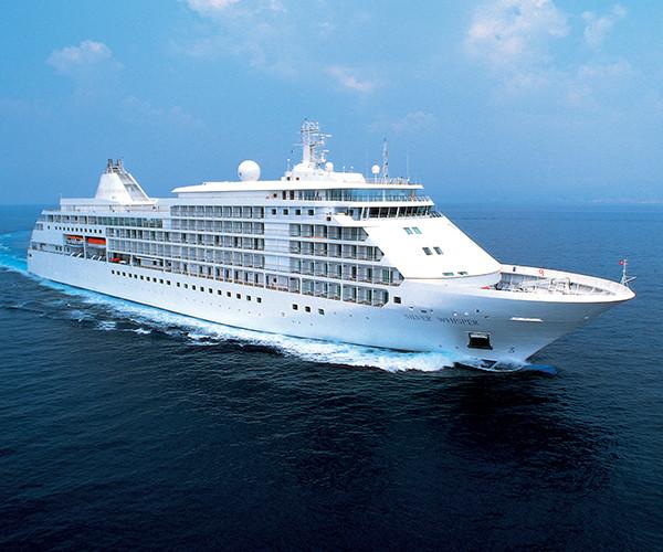 Silversea Cruise, Monte Carlo to Barcelona