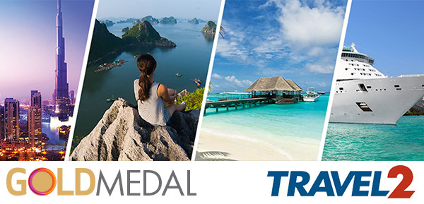 Holiday Offers from Gold Medal and Travel 2