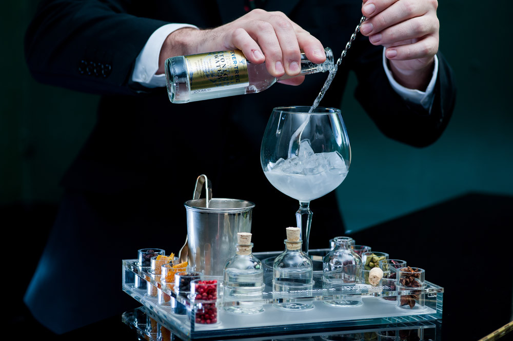 The Chesterfield Mayfair's Gin & Tonic Experience
