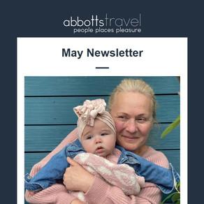 Abbotts Travel Newsletter - May 2021