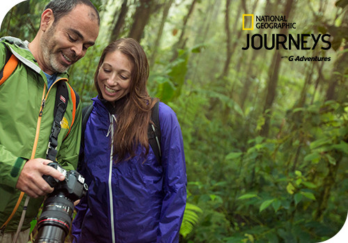 Explore Costa Rica with National Geographic Journeys by G Adventures