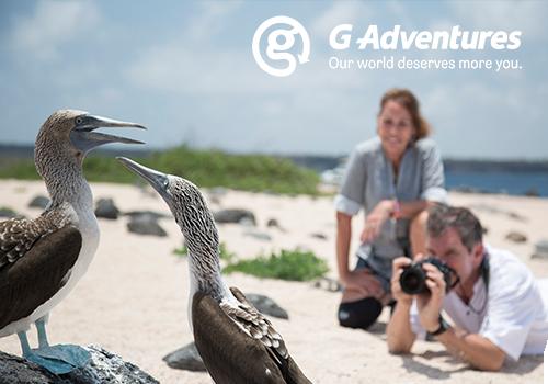 15% off Marine Galápagos tours