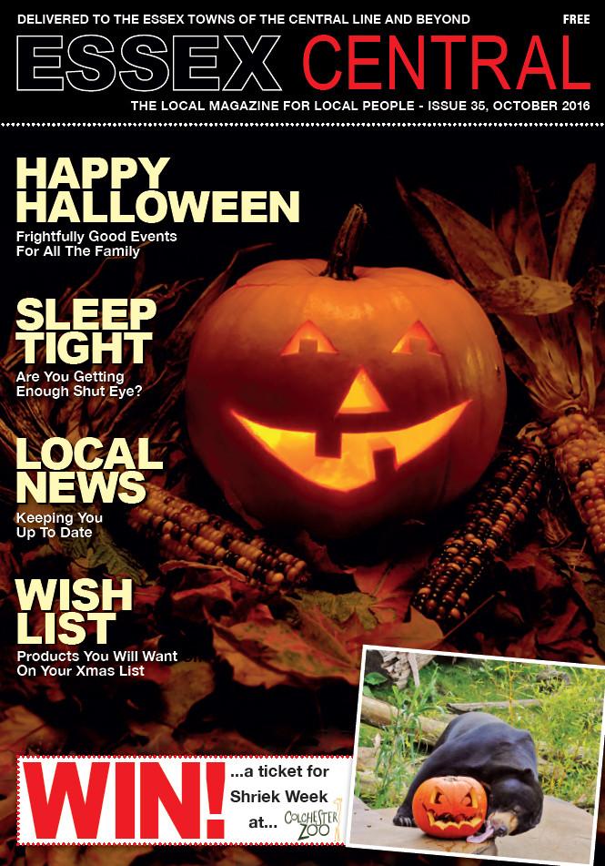 Essex Central magazine - issue 34